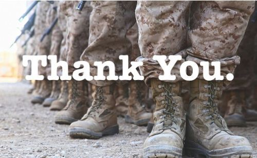 U-Haul is grateful for the sacrifices made by the members of our military and their families. We celebrate their bravery every day with truck graphics that pay tribute to the U.S. armed forces.   cyngramar:  thank you to all the men and women serving and who have served. wish everyone overseas could be home for the holidays. i miss my fiance more than ever.