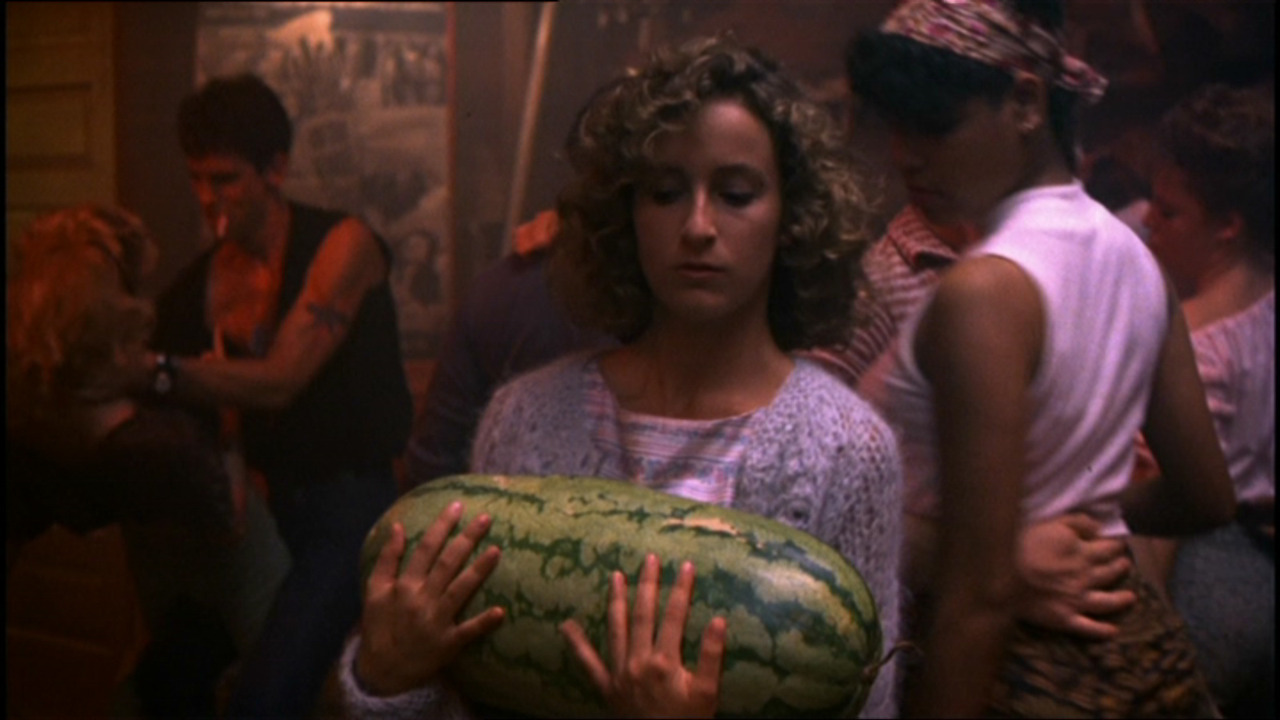 suicideblonde:  I carried a watermelon.
