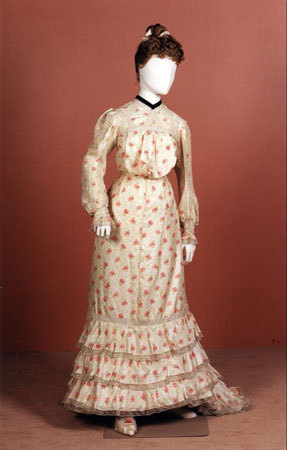 Dress, 1902 From National Museums Scotland