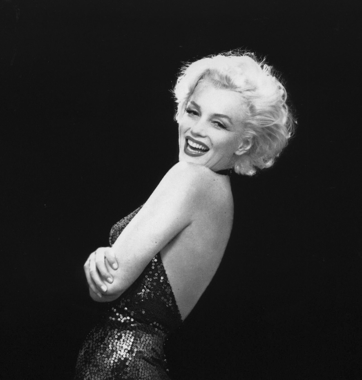Marilyn Monroe by Richard Avedon, 1958