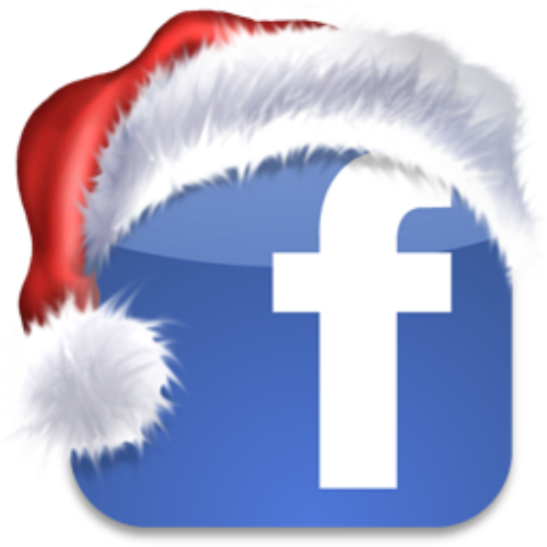 Spread the holiday cheer! Facebook is giving away an iPad2 or an iPhone 4 as a Christmas gift this year. Happy Holidays!