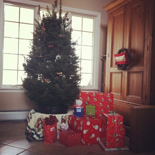 I Love Christmas instagram)