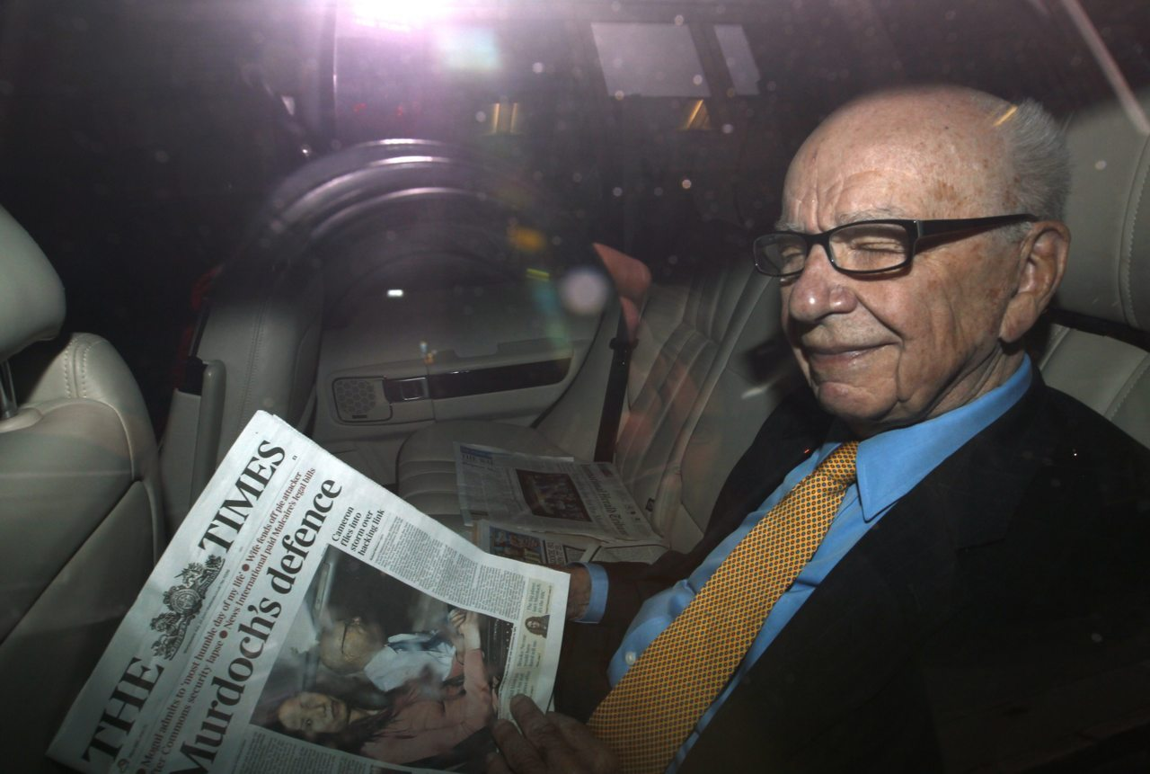 News Corp settles 7 further hacking cases