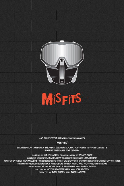 Misfits by britishindie