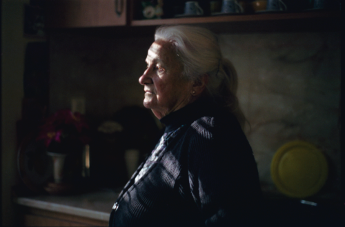 petyaphoto:  Grandma Pepi in our kitchen, Plovdiv 2011 © Petya Shalamanova