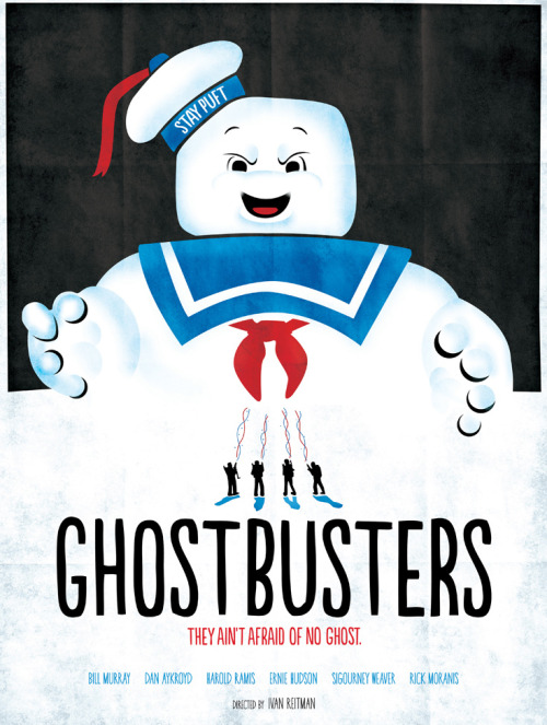 Ghostbusters by Wonderbros