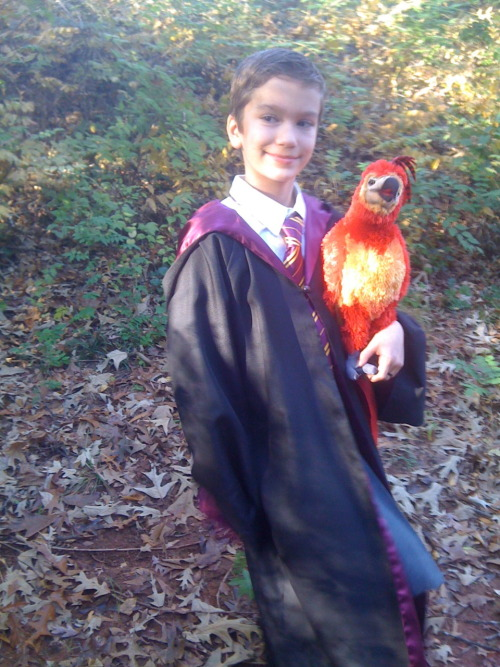 herself, as a first year at hogwarts
