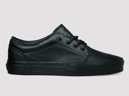 Vans for Iggy Pop 106 Vulcanized Tribute