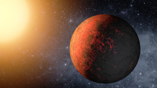 "cwnl:  Now Entering The Exoplanet Catalog: Kepler-20e & Kepler-20f Two Earth-Size Alien Planets, the Smallest Exoplanets Yet Imaged Above: An artist's rendering of the newfound alien planet Kepler-20e, which scientists say is smaller than Earth, at about 0.87 times the width of our planet. Credit: NASA/JPL-Caltech/T. Pyle Two planets orbiting a star 950 light-years from Earth are the smallest, most Earth-size alien worlds known, astronomers announced today (Dec. 20). One of the planets is actually smaller than Earth, scientists say. These planets, while roughly the size of our planet Earth, are circling very close to their star, giving them fiery temperatures that are most likely too hot to support life, researchers said. The discovery, however, brings scientists one step closer to finding a true twin of Earth that may be habitable. ""We've crossed a threshold: For the first time, we've been able to detect planets smaller than the Earth around another star,"" said lead researcher François Fressin of the Harvard-Smithsonian Center for Astrophysics in Cambridge, Mass. ""We proved that Earth-size planets exist around other stars like the sun, and most importantly, we proved that humanity is able to detect them. It's the beginning of an era."" To discover the new planets, Fressin and his colleagues used NASA's Kepler space telescope, which noticed the tiny dips in the parent star's brightness when the planets passed in front of it, blocking some of its light (this is called the transit method). The researchers then used ground-based observatories to confirm that the planets actually exist by measuring minute wobbles in the star's position caused by gravitational tugs from its planets."