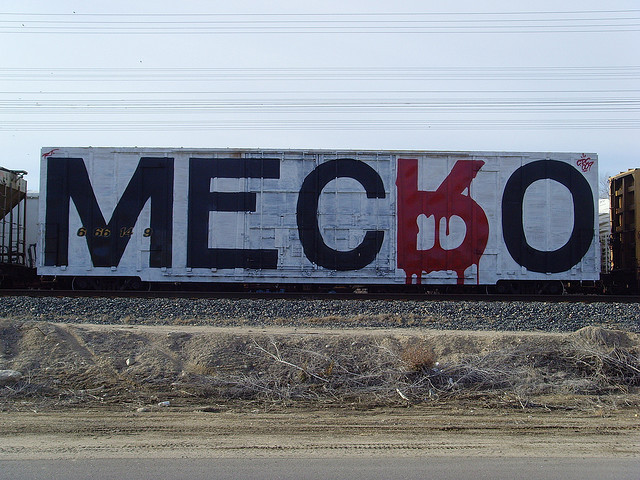 loadlimit:  Mecro by The Northwest Bench on Flickr. Friend of LD LMT  Clean roller.