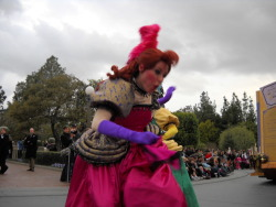 Drizella shoved Anastasia right in my direction lol
