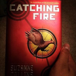 #catchingfire