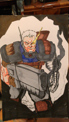 Cable by Pat Loika