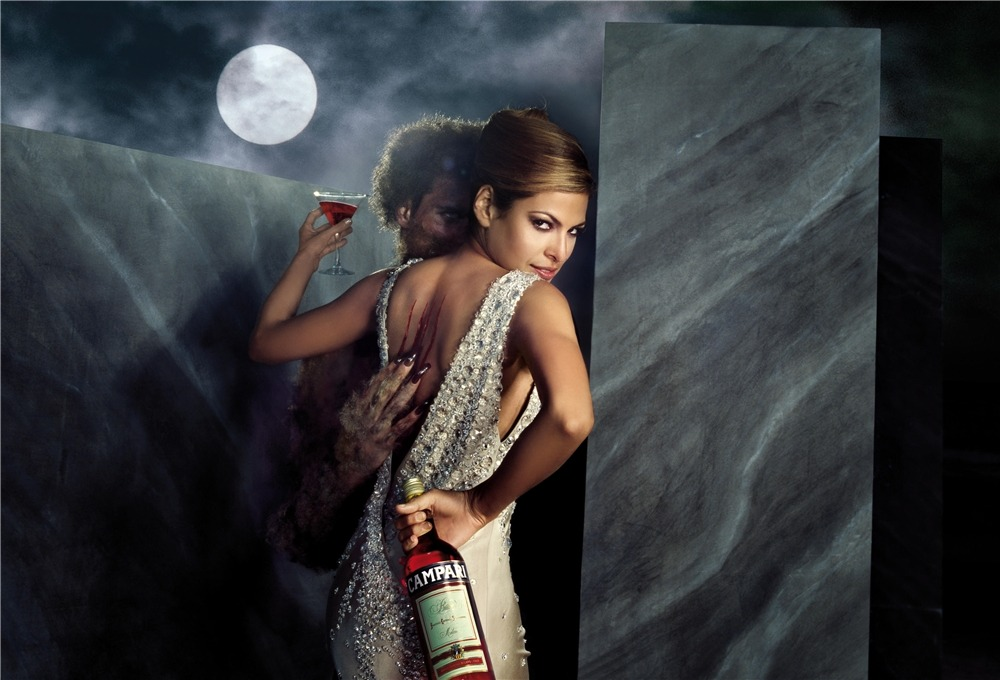 (via Eva Mendes by Marino Parisotto | Who Designed It?)