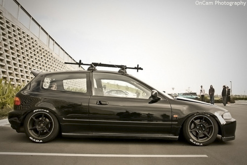 katakuna:  EG Civic Side by OnCam Photography on Flickr.