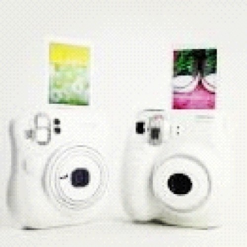 all I want for Christmas is you! Fujifilm Instax Mini! (Taken with instagram)