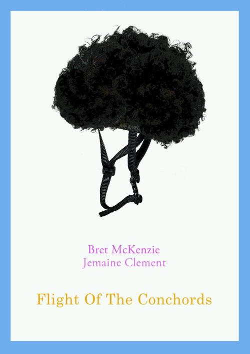 Flight of the Conchords by Daniel Keane