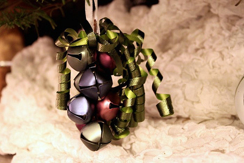 DIY Bell Ornament