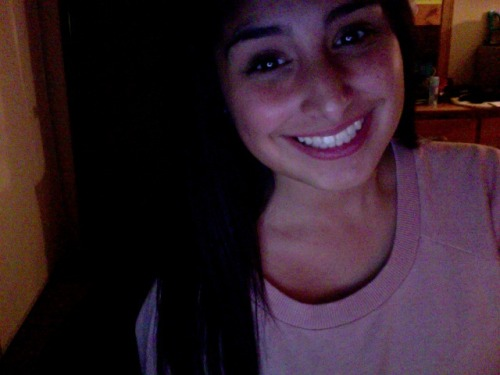 pure-hiphop:  No more braces :D.  Gorgeous!