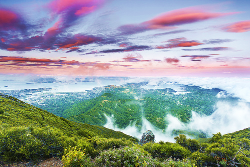 zombisexual:  Tamalpais Glory - Marin County, California (by PatrickSmithPhotography)