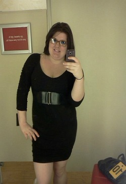 Newest. Me @ 195! New years dress shopping! whooo! :D  http://flabbytofabulous.tumblr.com/