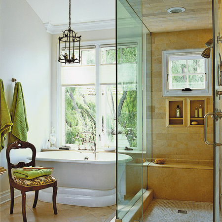 Beautiful bathroom!