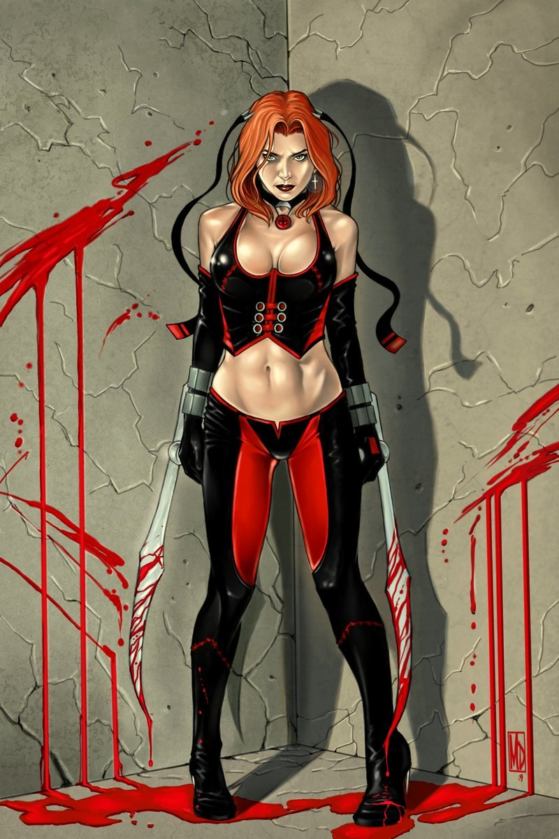 BloodRayne PrimeCuts 4B by ~MDiPascale