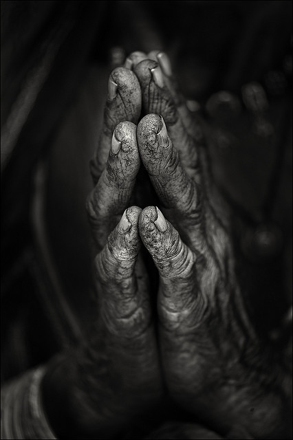 coldwindandiron:  Prayer.