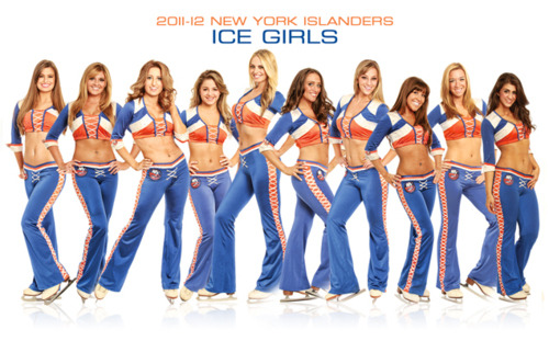 2011-12 New York Islanders Ice Girls