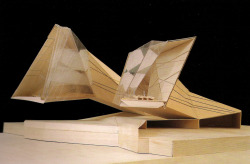 archimodels:  © peter eisenman - church of the year 2000