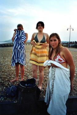 eastbourne summer 2005. awesome 2 and a half weeks! wish i could do that again