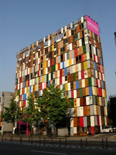 1000 Doors by Choi Jeong-Hwa