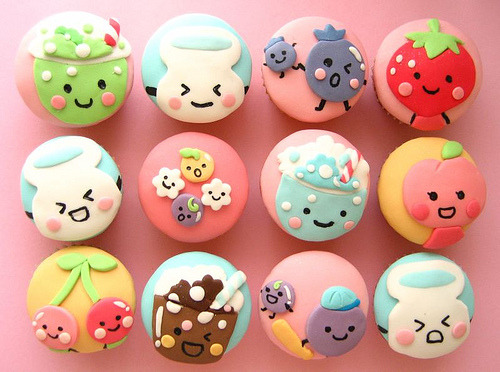 totally CUTE… I want some for my b - day!!