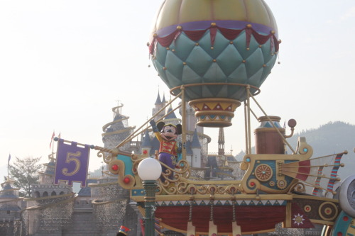 The Disneyland Parade