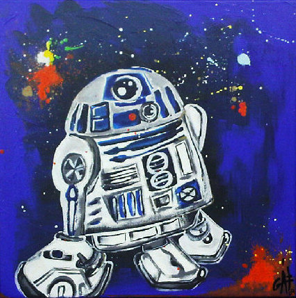 [Artoo-Detoo.] - by: Xibie Corea MY WEBSITE