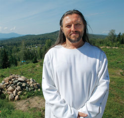 vicemag:  If you looked like this, you'd start a cult too.  Jesus of Siberia, Part 1