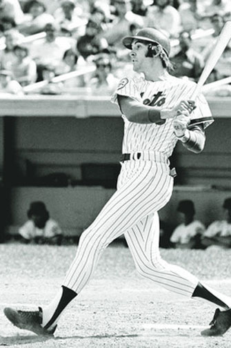 Growing up, my first favorite baseball player was Dave Kingman. I was a Mets fan by birth, and Kong was the sole star on some unspeakably awful teams. Kingman hit home runs and didn't do much else. He struck out a lot, was beyond surly with the media, and must not have been much of a hit with teammates either, as he once played for four teams in the same season. All that said, I still want a No. 26 Mitchell & Ness Mets jersey. Happy birthday, Kong.