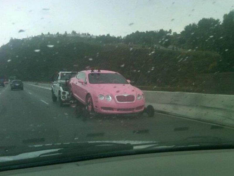 Wow… Barbie's ca