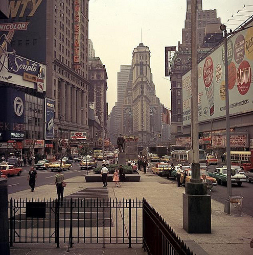 New York City, 1963