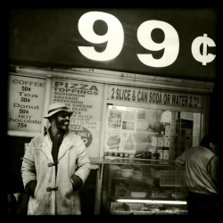 brooklyntheory:  99¢, Hells Kitchen