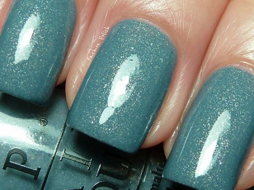 gatsbyeverlark:  OPI Spring/Summer 2012 Holland Collection, I Have A Herring Problem. Oh man, I really love this color.