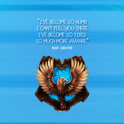 Ravenclaw Numb by Linkin Park