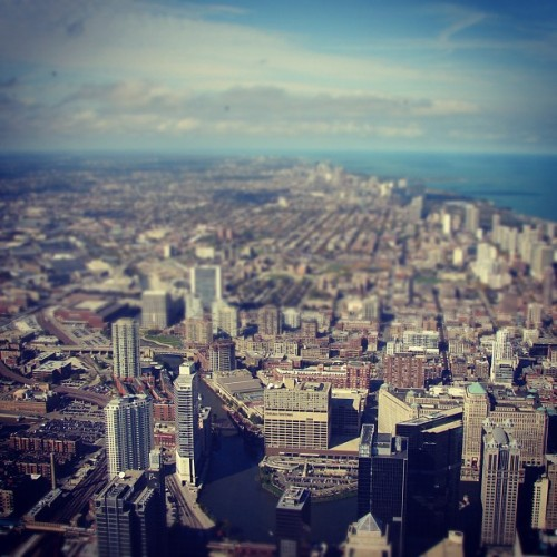 #chicago (Taken with instagram)