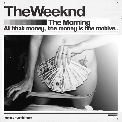 shwaaaag:  All that money..the money is the motive..xo