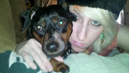 me my dog little mister