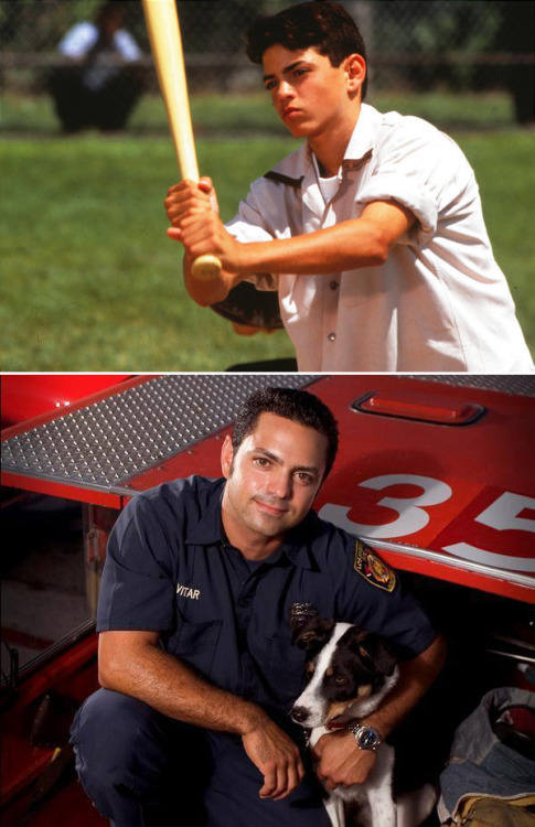 "Happy birthday to Los Angeles firefighter Mike Vitar aka Benny ""The Jet"" Rodriguez from the super-awesome film The Sandlot."