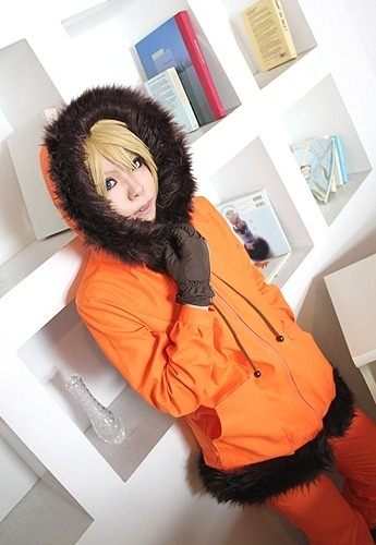 weheartcosplay:  Kenny - South ParkCosplay: Syuan