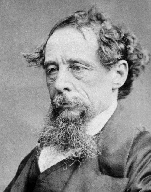 "And this, after almost two-hundred years; we thank Mr Charles Dickens, and all he has done for us. ""All is going on as it was wont. The waves are hoarse with repetition of  their mystery; the dust lies piled upon the shore; the sea-birds soar  and hover; the winds and clouds go forth upon their trackless flight;  the white arms beckon, in the moonlight, to the invisible country far  away."" - Dombey and Son"