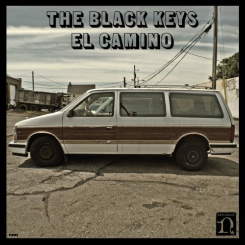 #6 - Black Keys - El Camino