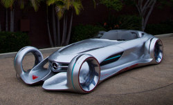 wallpapermag:  LA Design Challenge 2011 Mercedes Silver Arrow